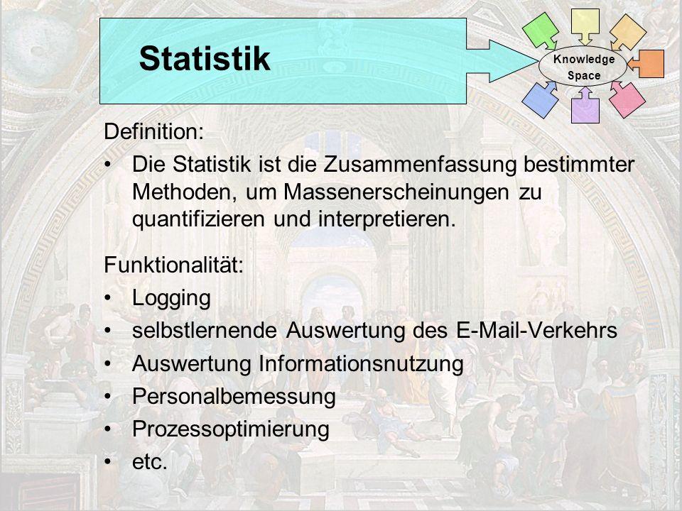 Statistik Definition:
