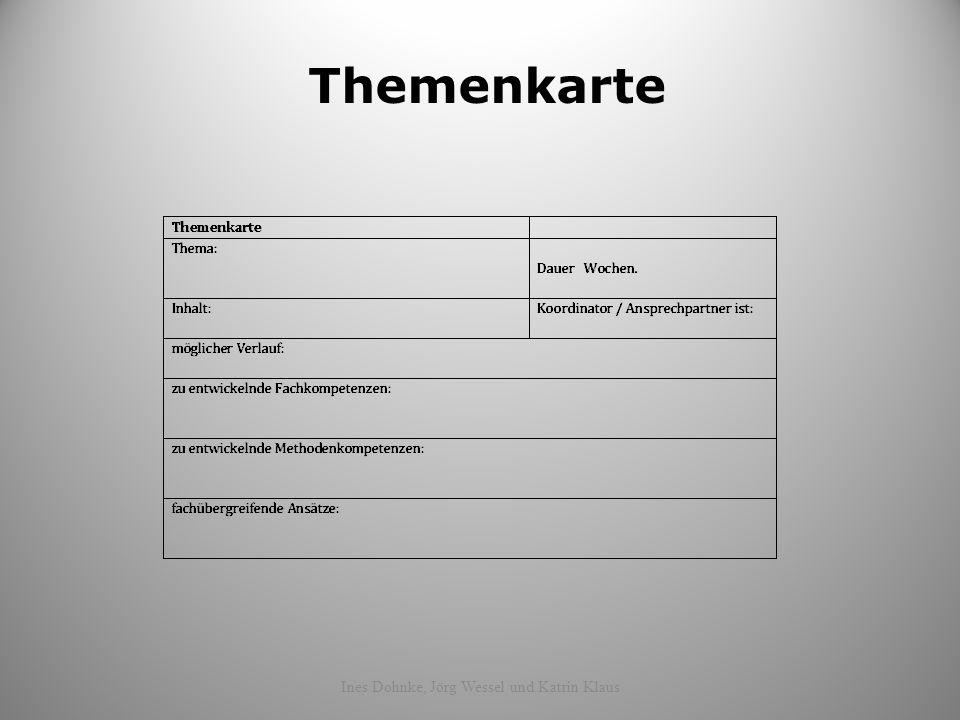 Ines Dohnke, Jörg Wessel und Katrin Klaus