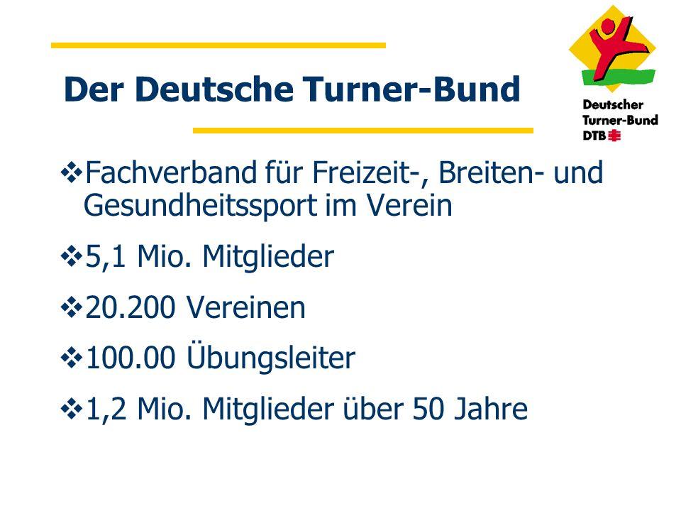 Der Deutsche Turner-Bund