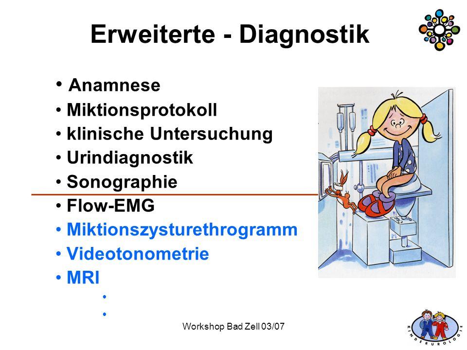 Erweiterte - Diagnostik