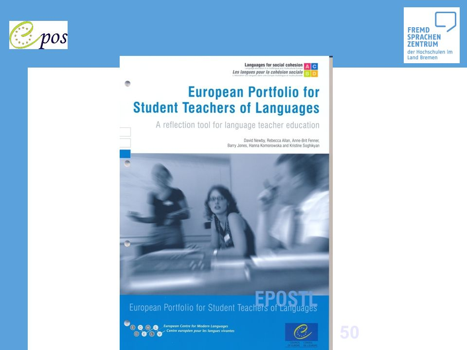 The purpose of this PowerPoint presentation is not only to provide information about the EPOSTL but also to act as a resource for anyone who wishes to give a presentation of the EPOSTL to teacher educators, mentors, students etc.