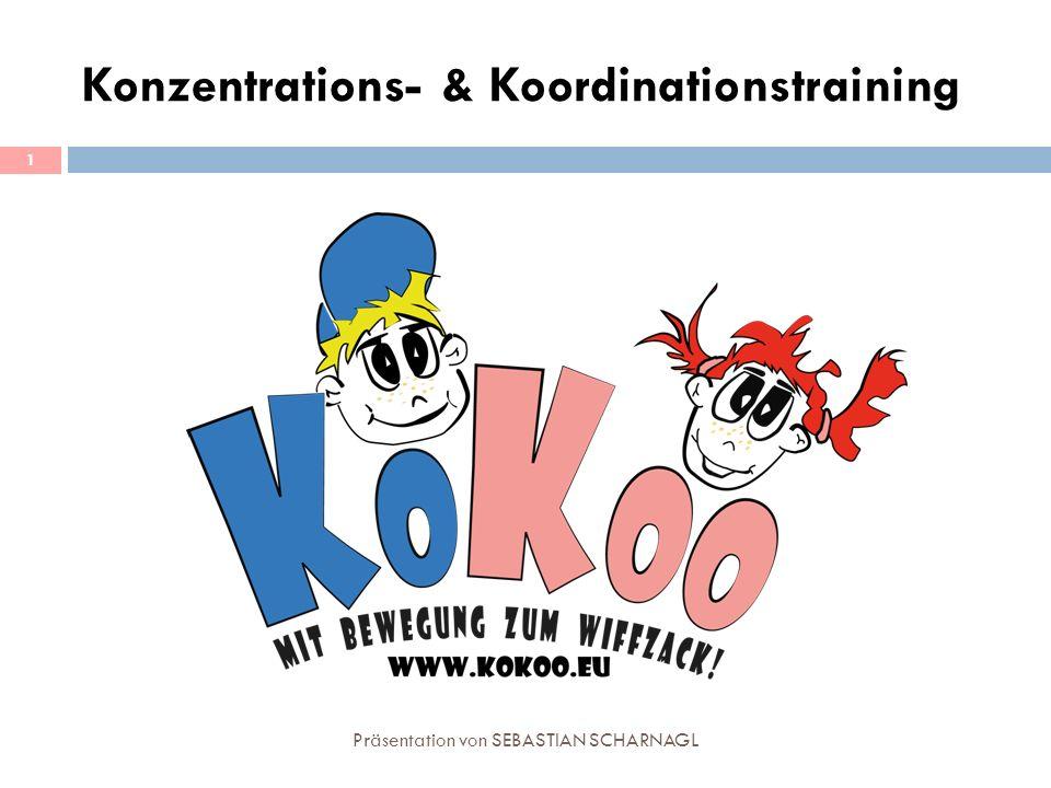 Konzentrations- & Koordinationstraining