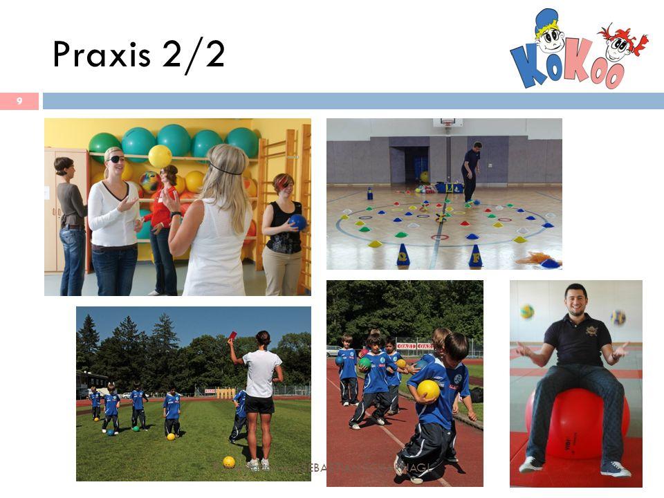 Praxis 2/2 Präsentation von SEBASTIAN SCHARNAGL