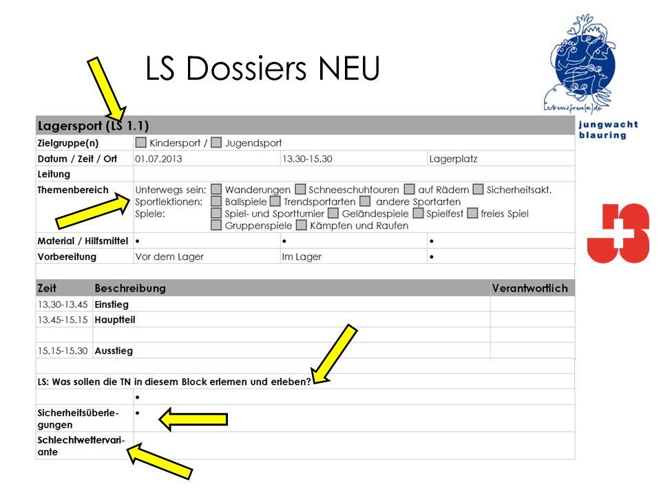 LS Dossiers NEU