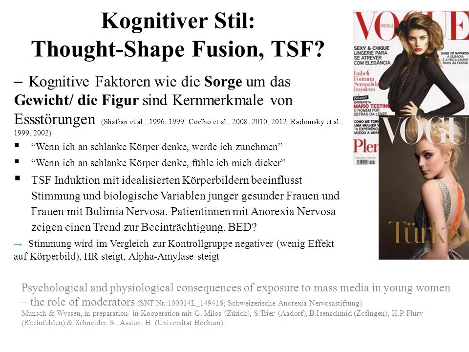 Kognitiver Stil: Thought-Shape Fusion, TSF