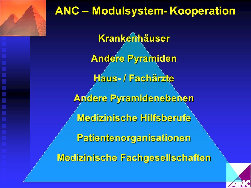 ANC – Modulsystem- Kooperation