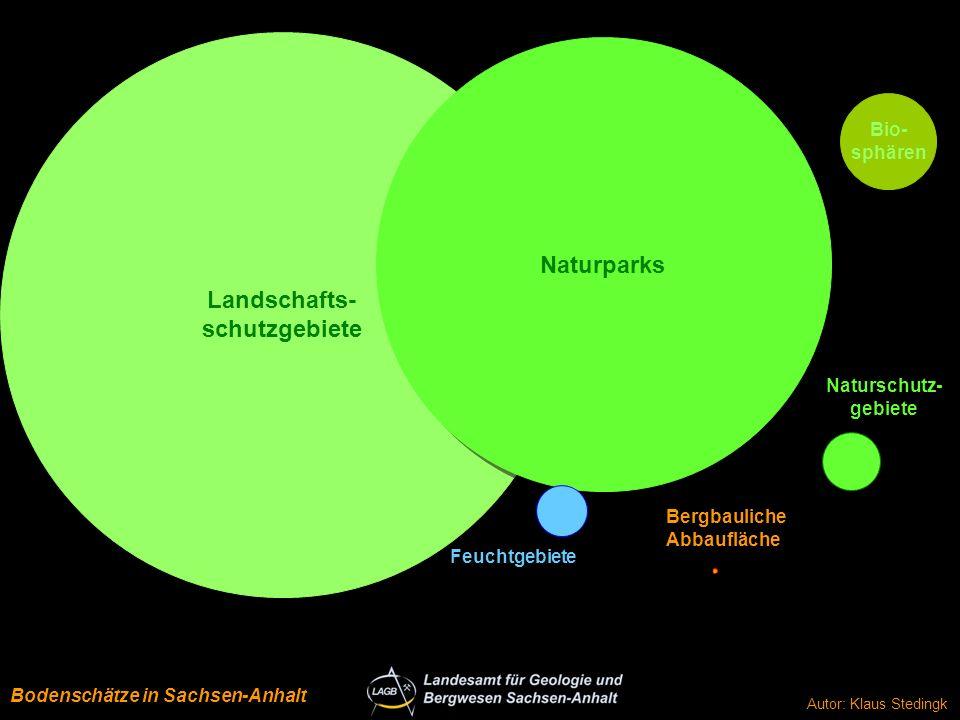 Landschafts- schutzgebiete Naturparks