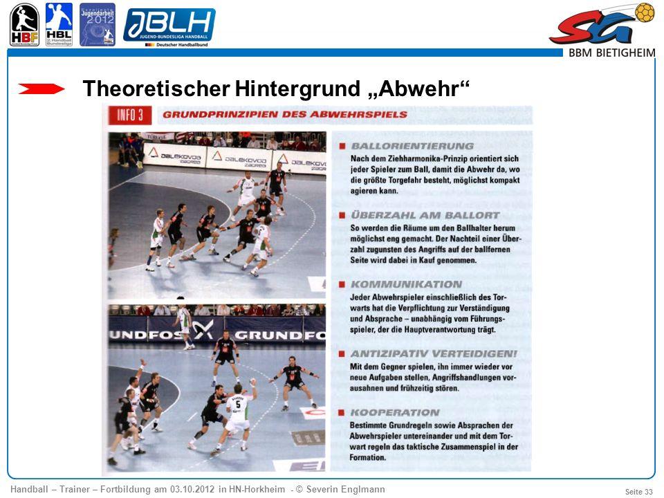 Förderstufen Abwehr 2 (U 13/14) 5 (ab 19) 4 (U 17/18) 1 (U 12)