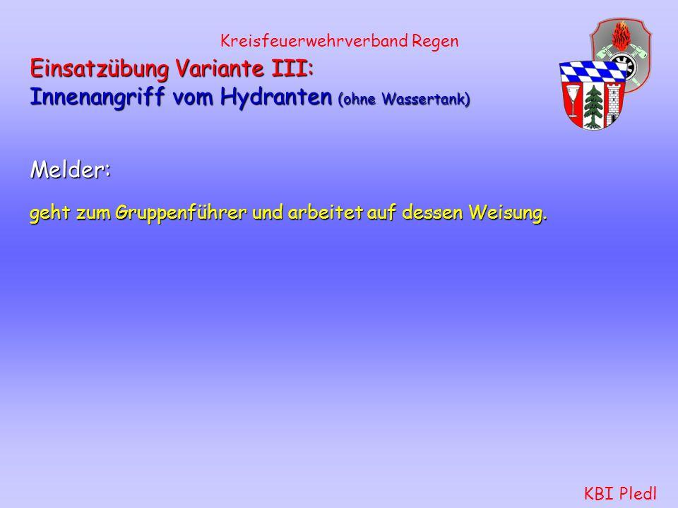 Kreisfeuerwehrverband Regen