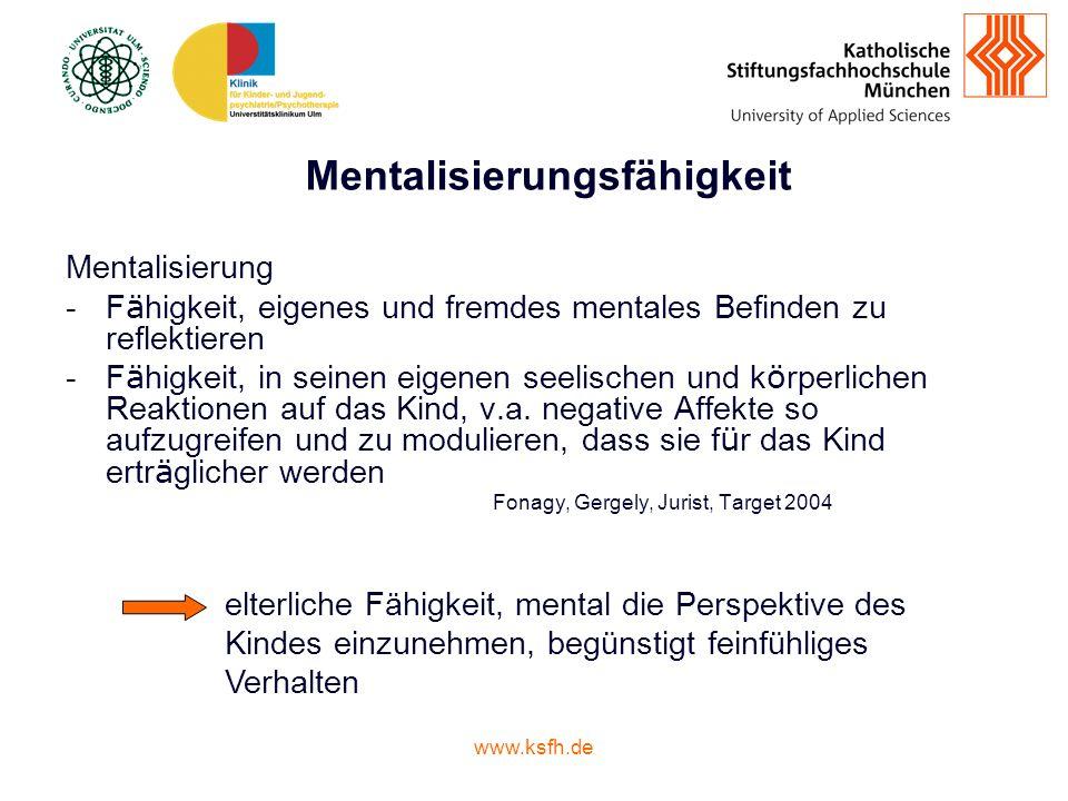 Mentalisierungsfähigkeit