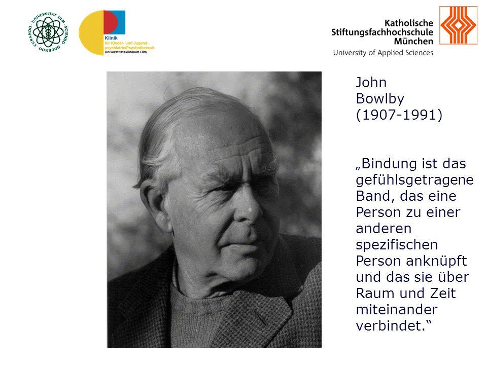 John Bowlby (1907-1991)
