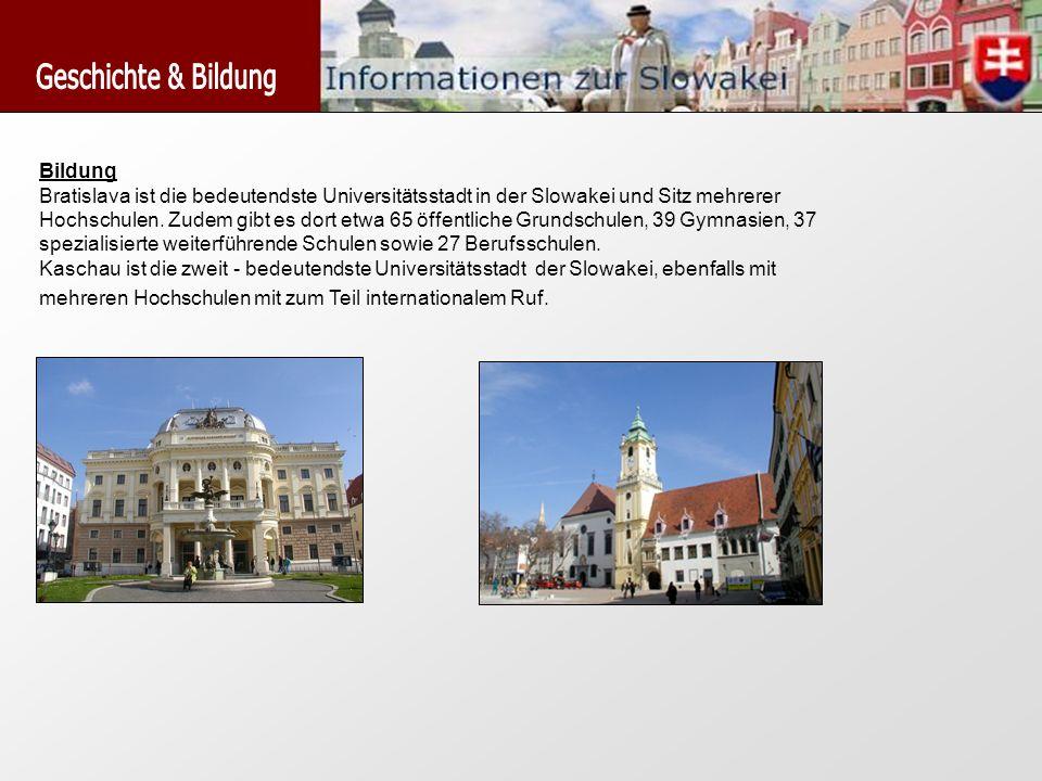 Geschichte & Bildung Bildung