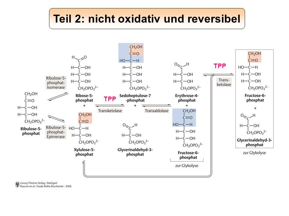 Teil 2: nicht oxidativ und reversibel