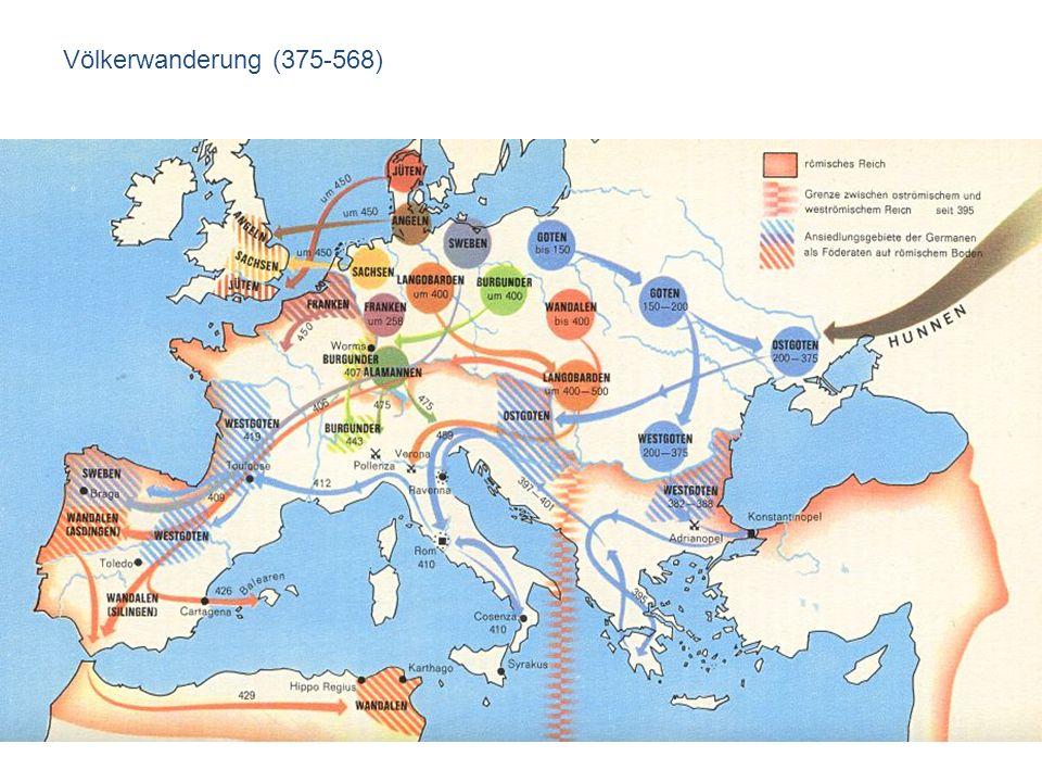 Völkerwanderung (375-568)