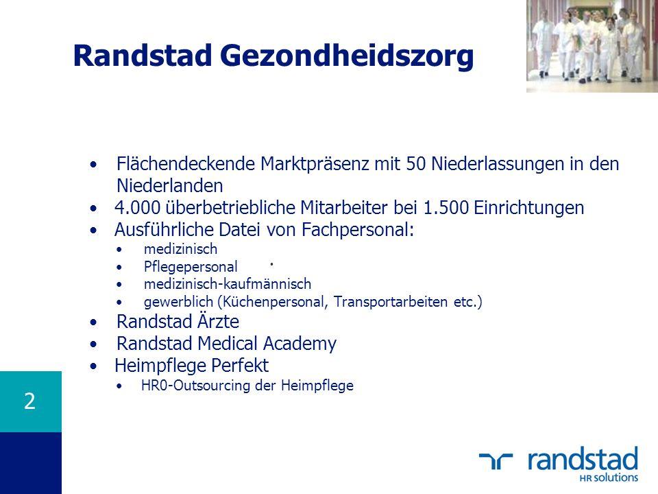 Randstad Gezondheidszorg