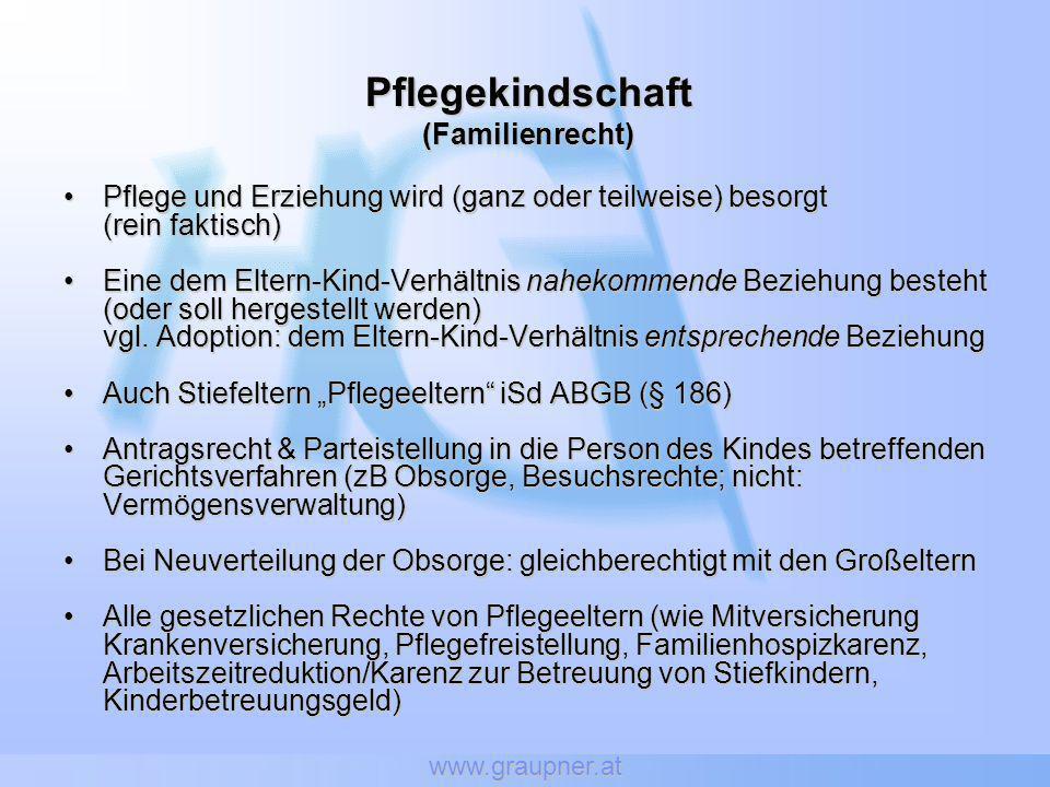 Pflegekindschaft (Familienrecht)