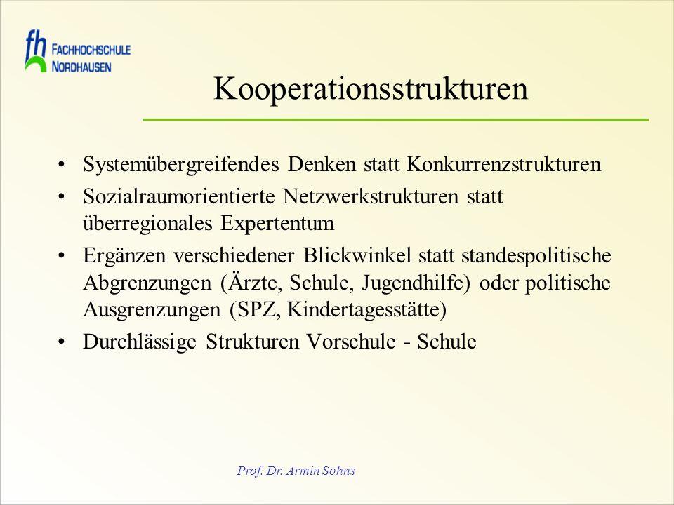 Kooperationsstrukturen