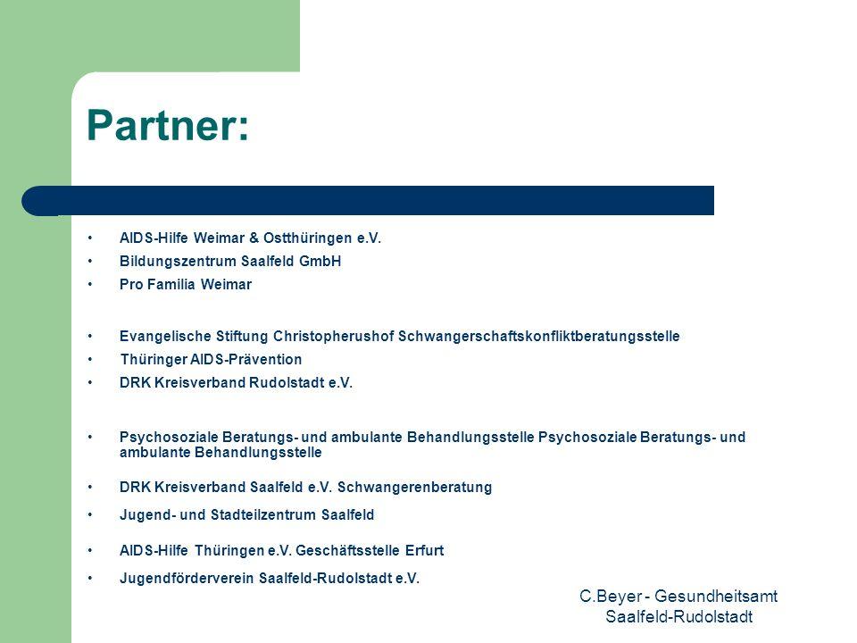 C.Beyer - Gesundheitsamt Saalfeld-Rudolstadt