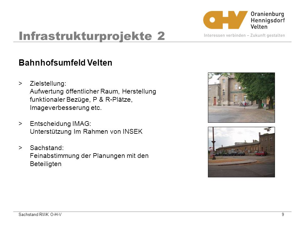 Infrastrukturprojekte 2