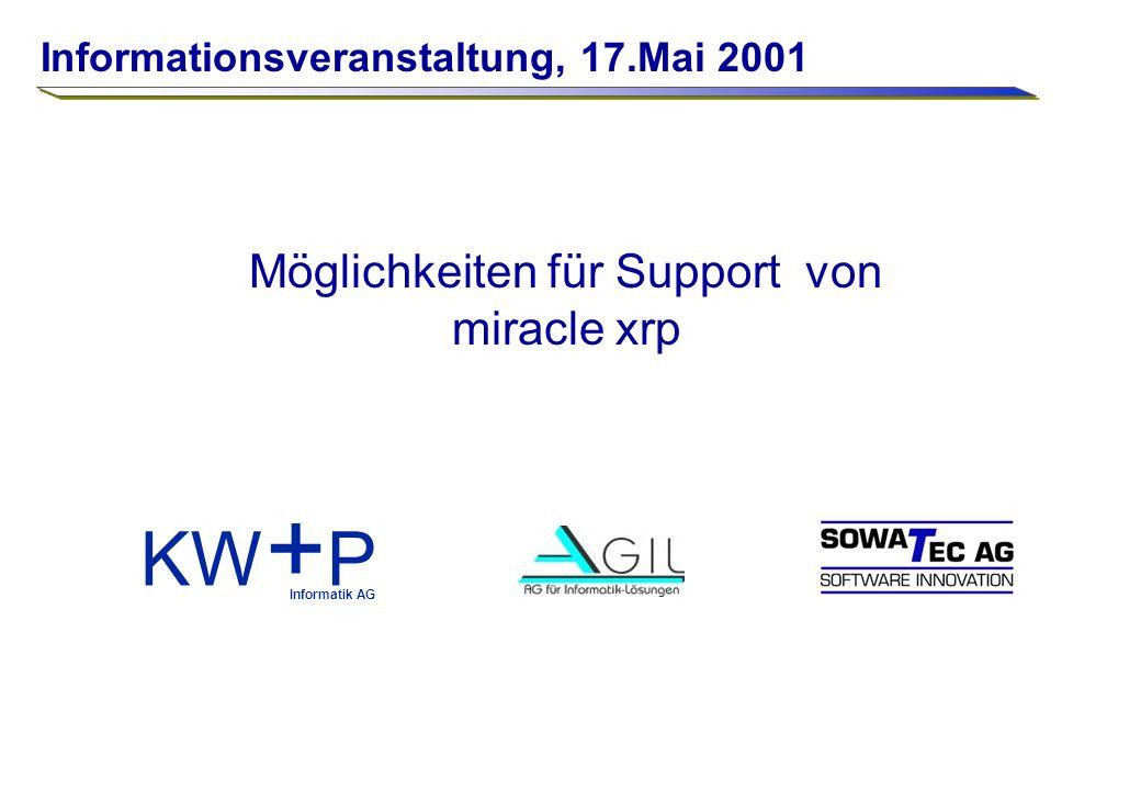 Informationsveranstaltung, 17.Mai 2001
