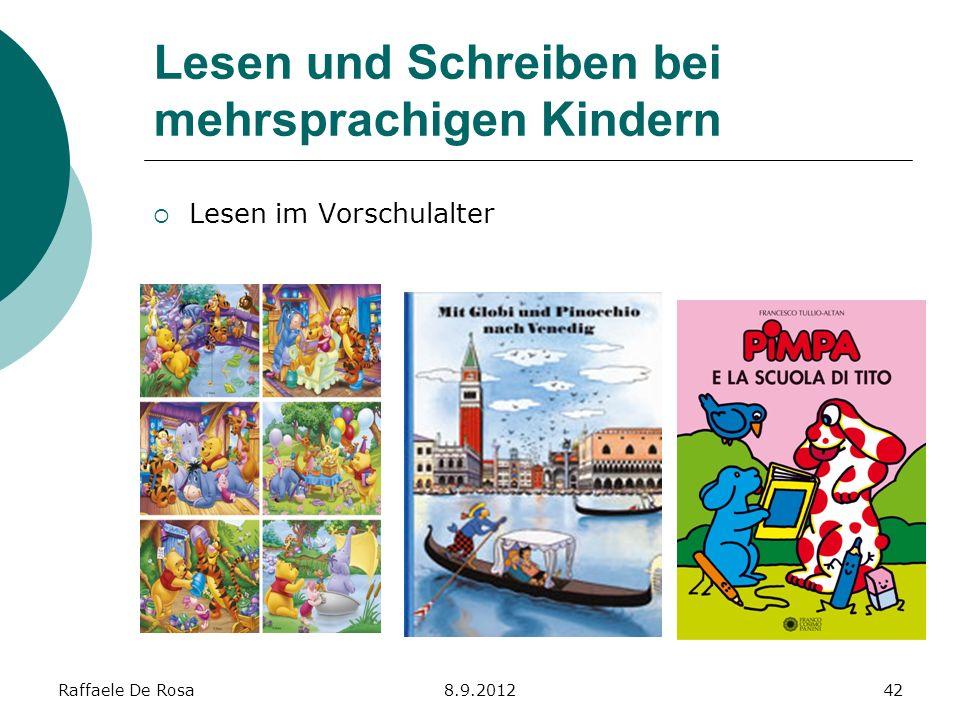 Lesen und Schreiben bei mehrsprachigen Kindern