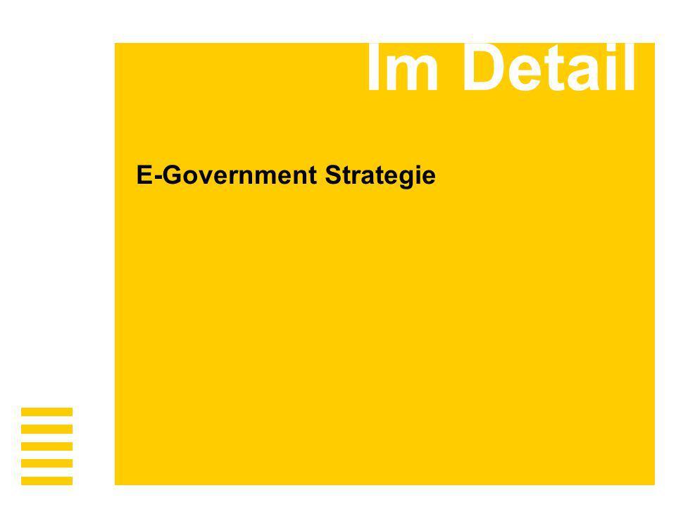 E-Government Strategie