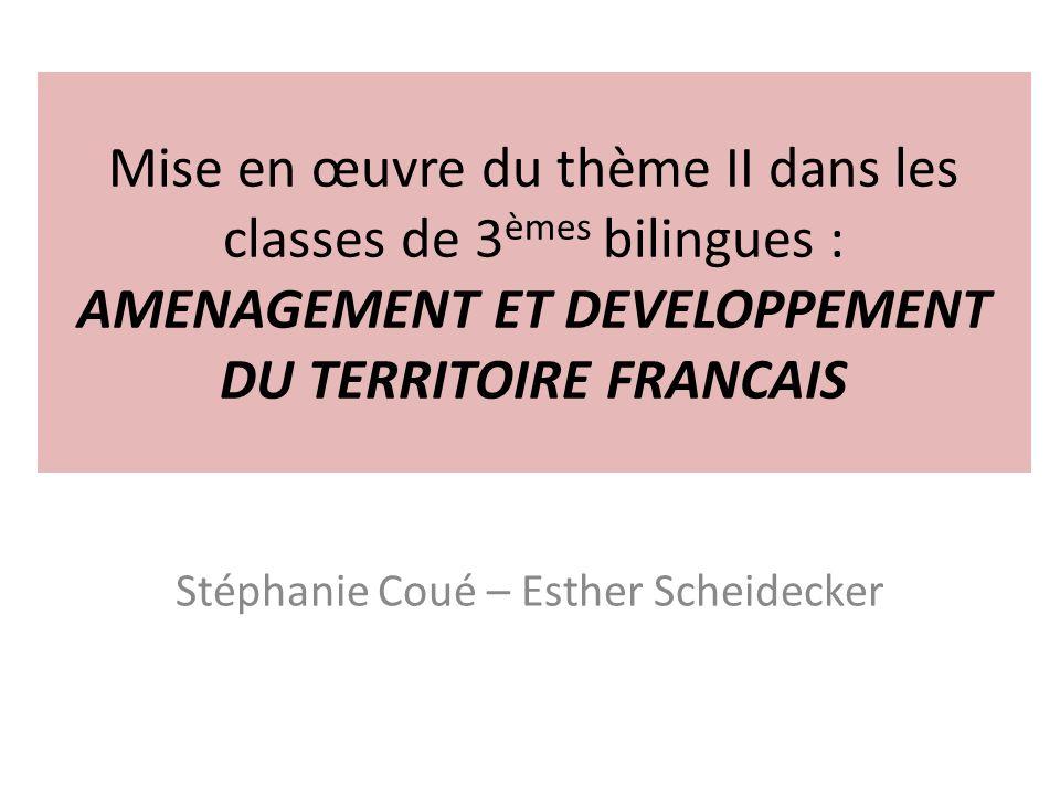 Stéphanie Coué – Esther Scheidecker