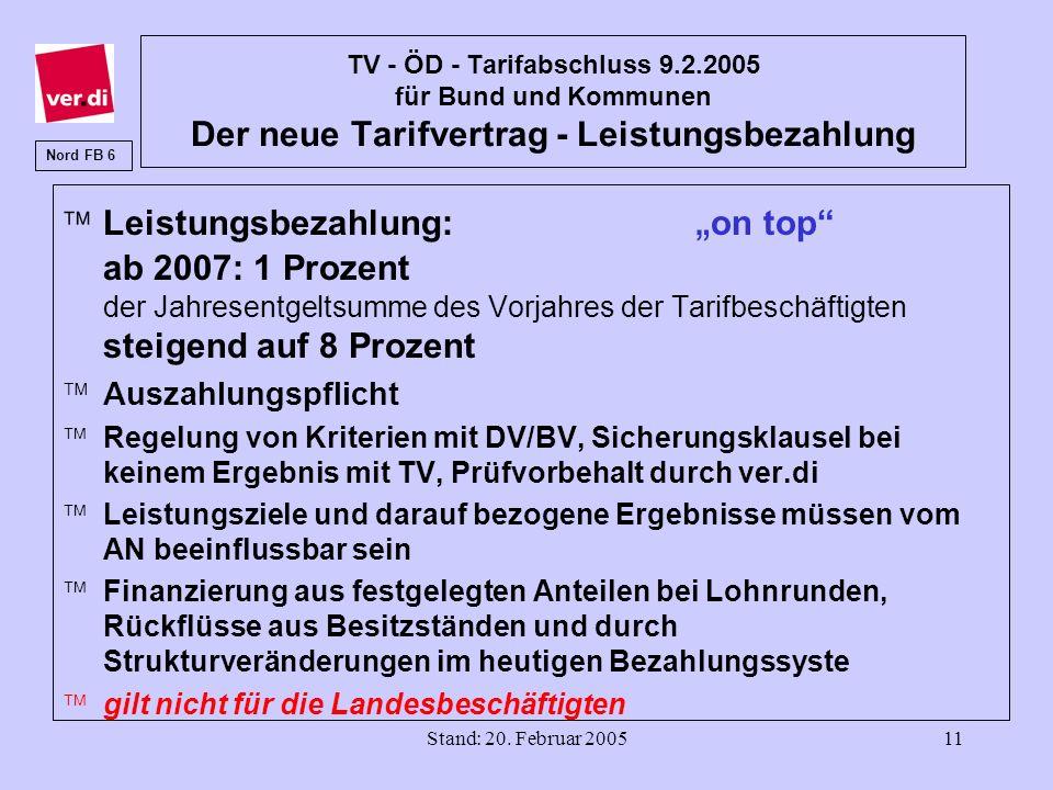 TV - ÖD - Tarifabschluss 9. 2