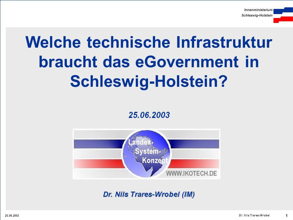 Dr. Nils Trares-Wrobel (IM)