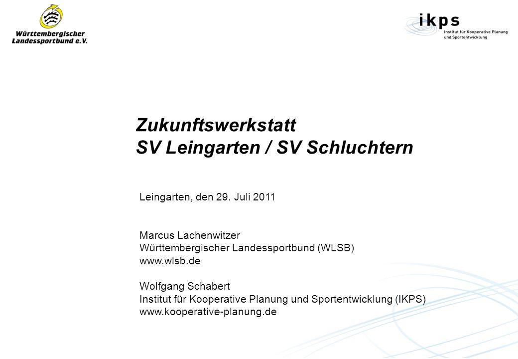 SV Leingarten / SV Schluchtern