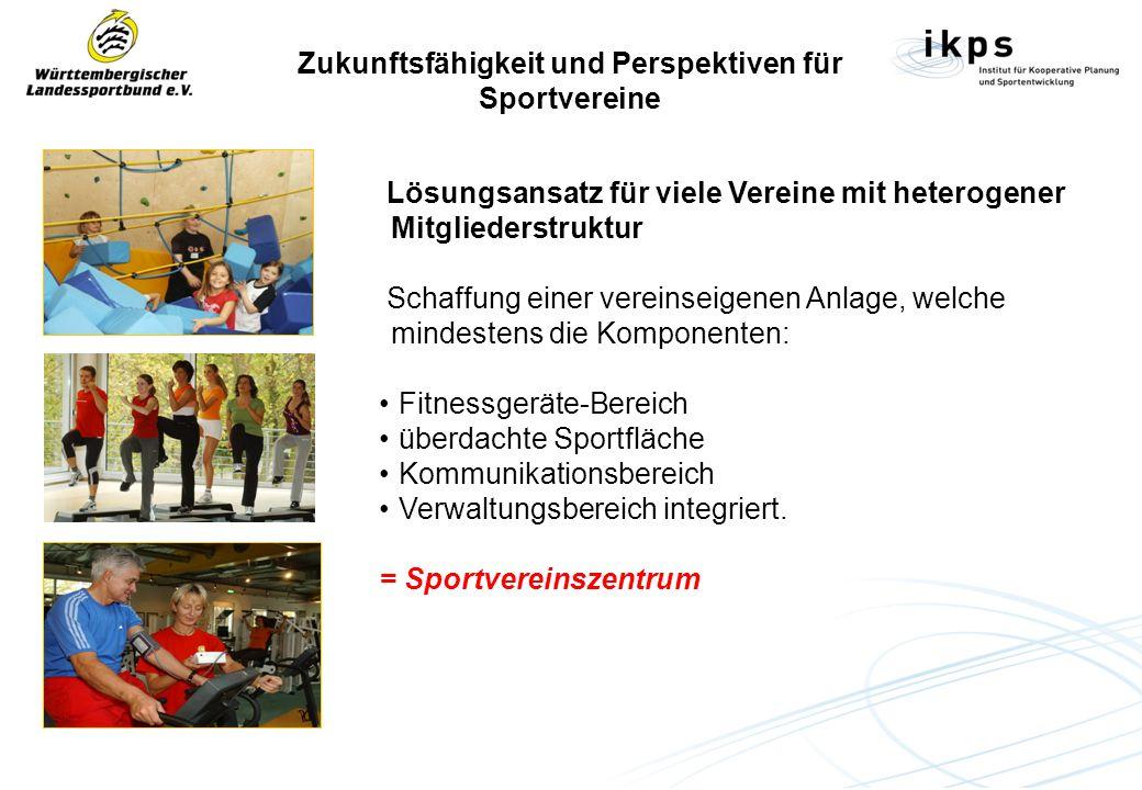 Zukunftsfähigkeit und Perspektiven für Sportvereine