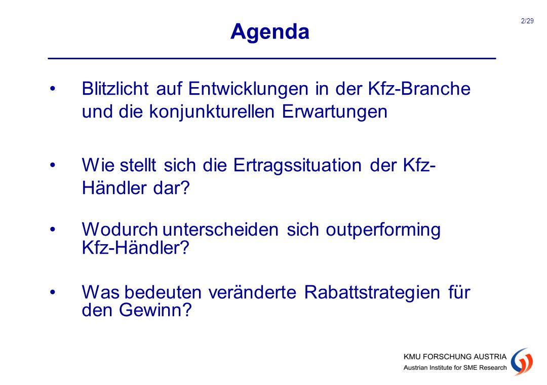 KMU FORSCHUNG AUSTRIA Austrian Institute for SME Research