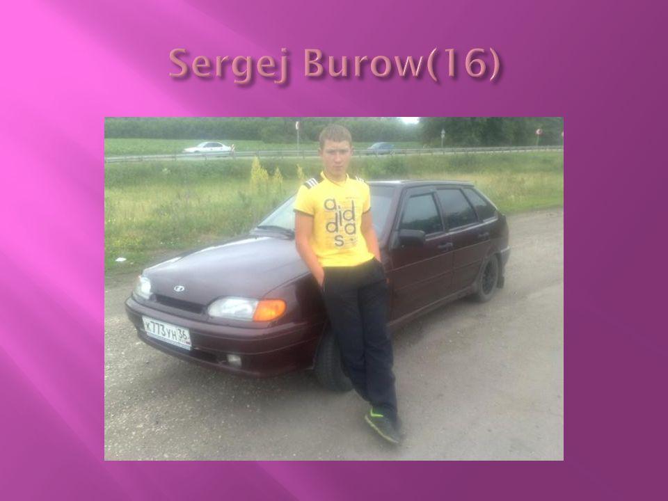 Sergej Burow(16)