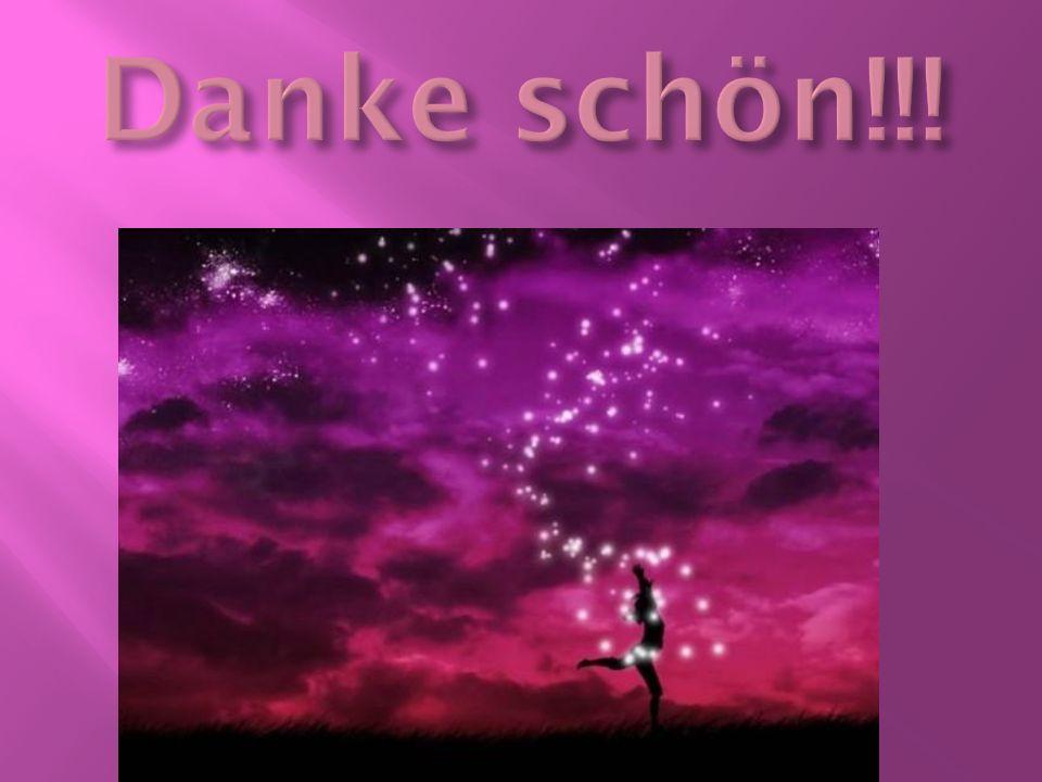 Danke schön!!!