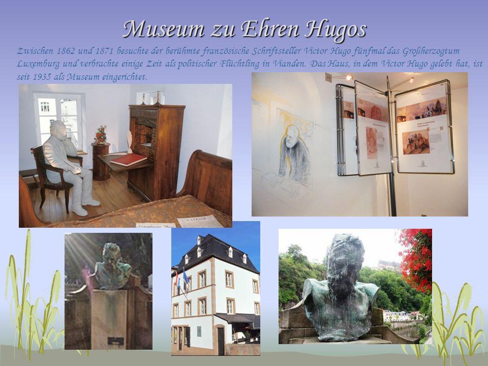 Museum zu Ehren Hugos