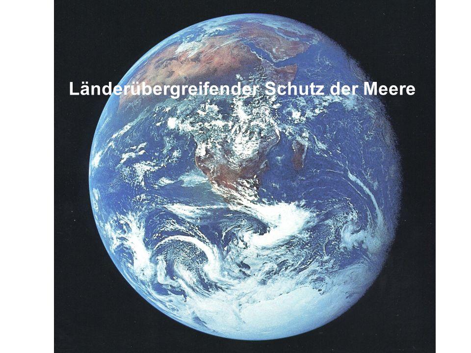 Länderübergreifender Schutz der Meere