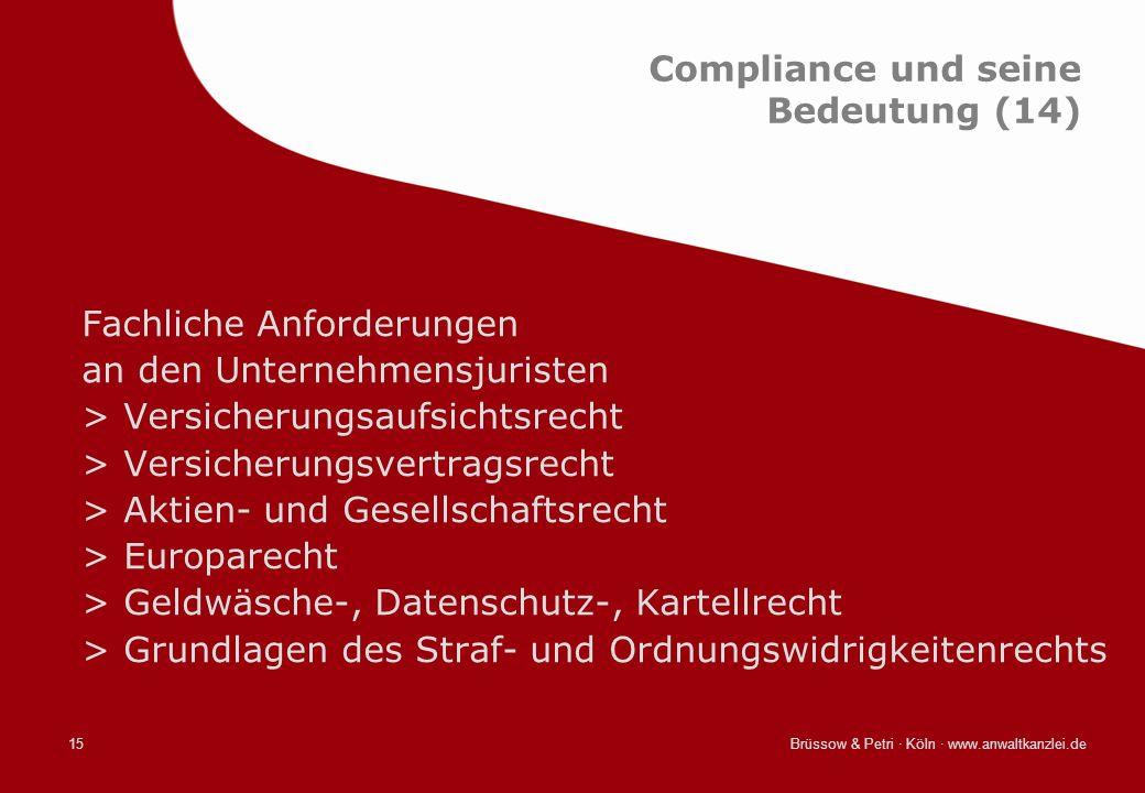 Compliance und seine Bedeutung (14)