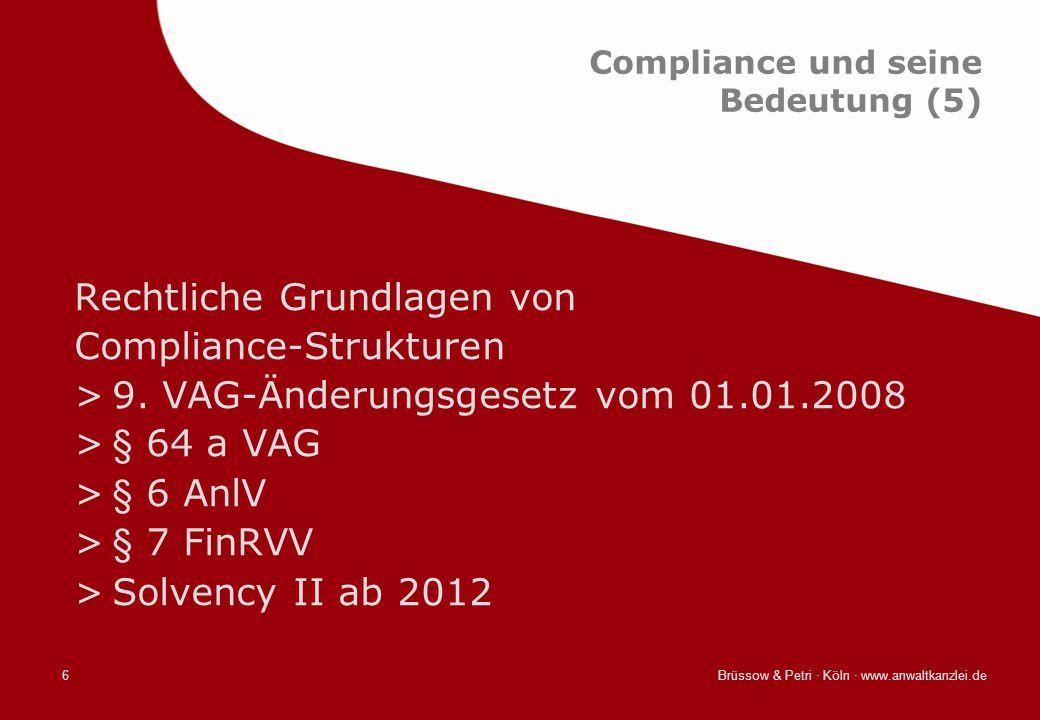 Compliance und seine Bedeutung (5)
