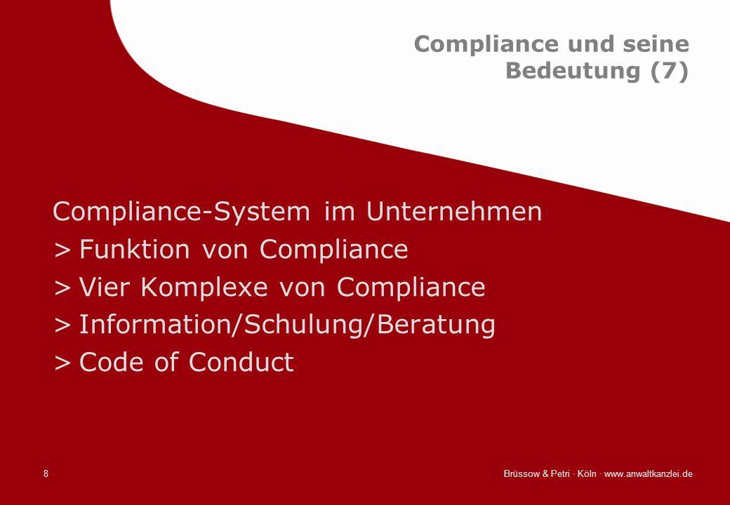Compliance und seine Bedeutung (7)