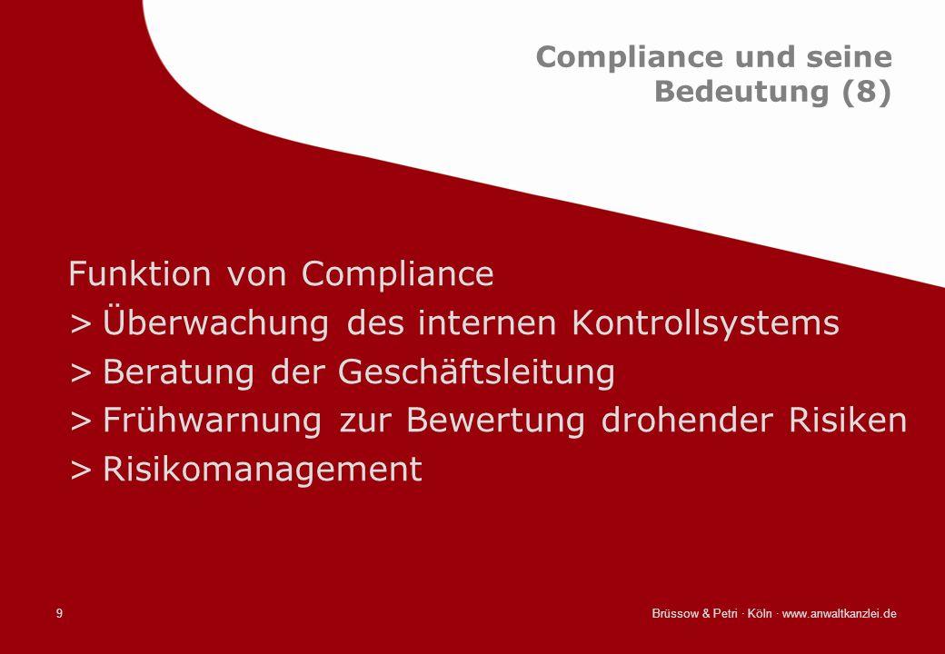 Compliance und seine Bedeutung (8)