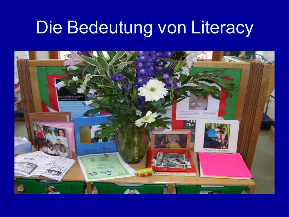 Die Bedeutung von Literacy