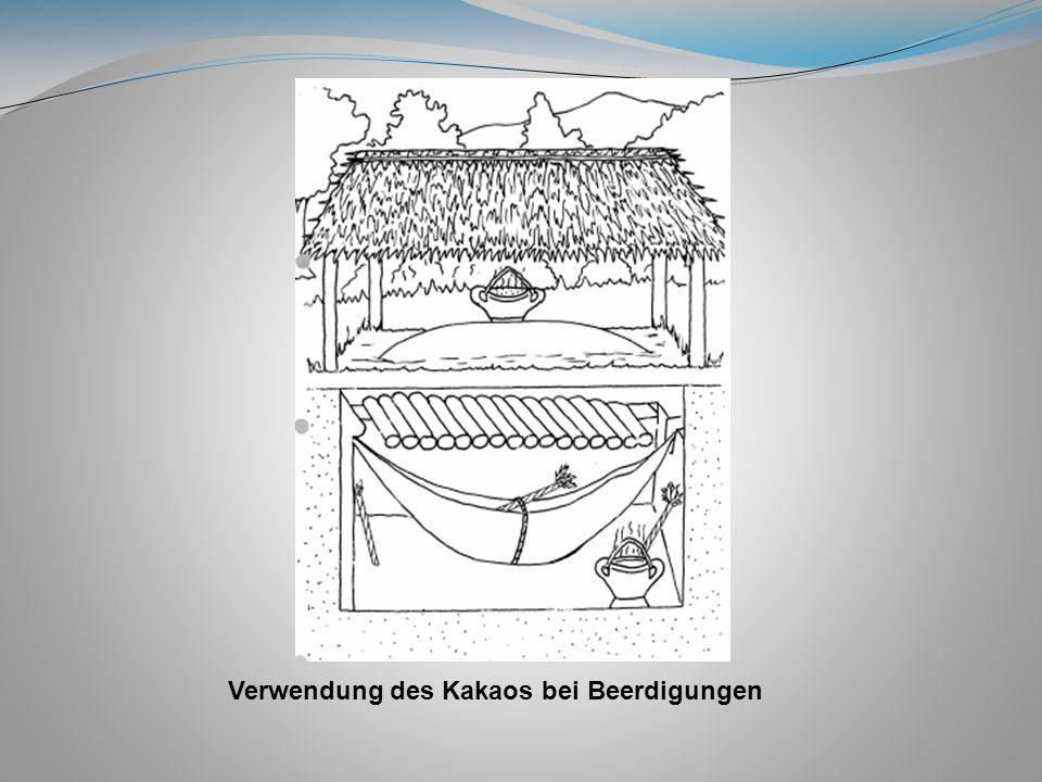 Verwendung des Kakaos bei Beerdigungen