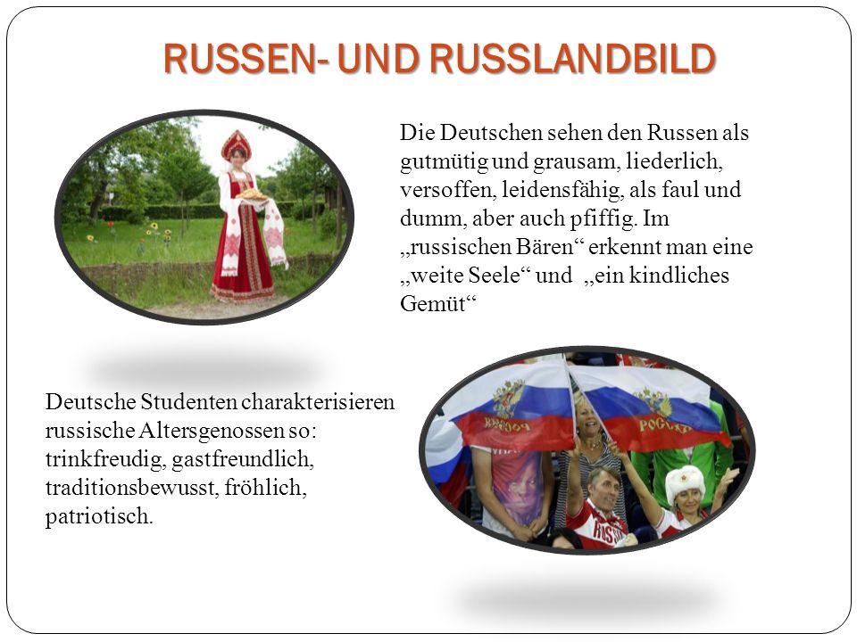 RUSSEN- UND RUSSLANDBILD
