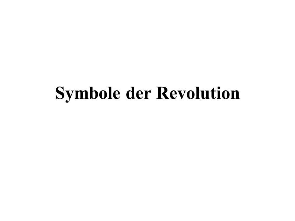 Symbole der Revolution