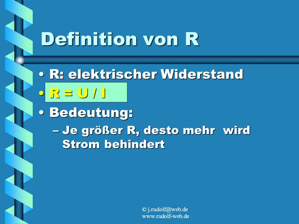© j.rudolf@web.de www.rudolf-web.de