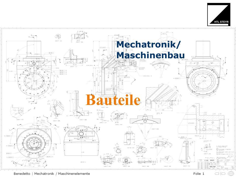 Mechatronik/ Maschinenbau