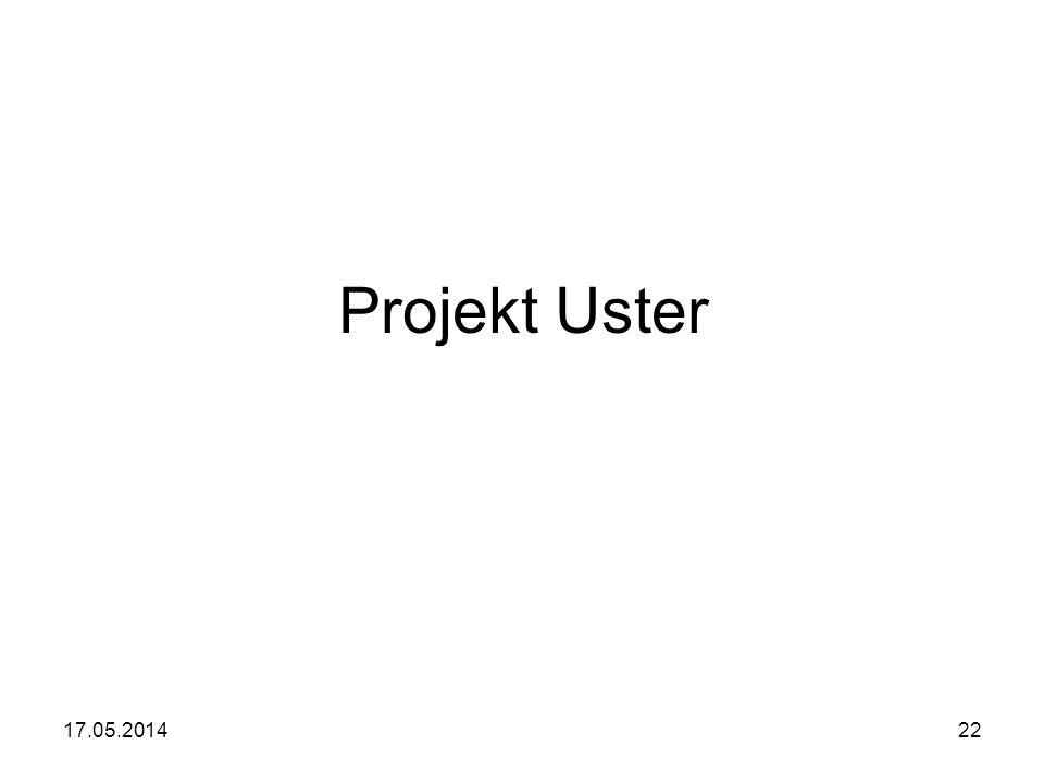 Projekt Uster 31.03.2017