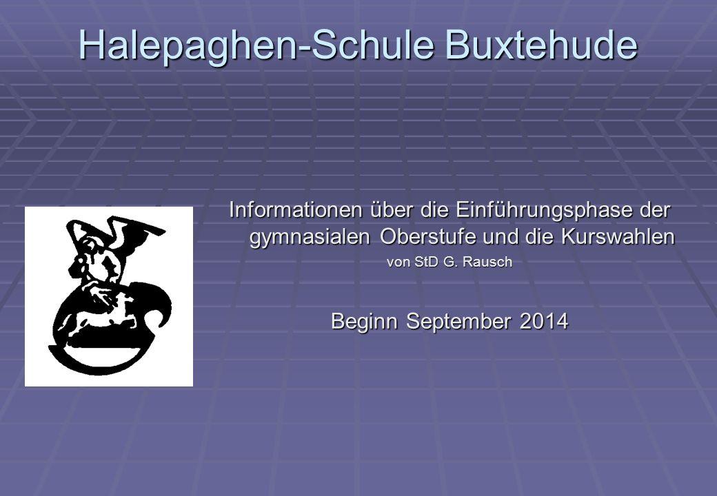 Halepaghen-Schule Buxtehude