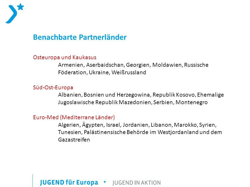 Benachbarte Partnerländer