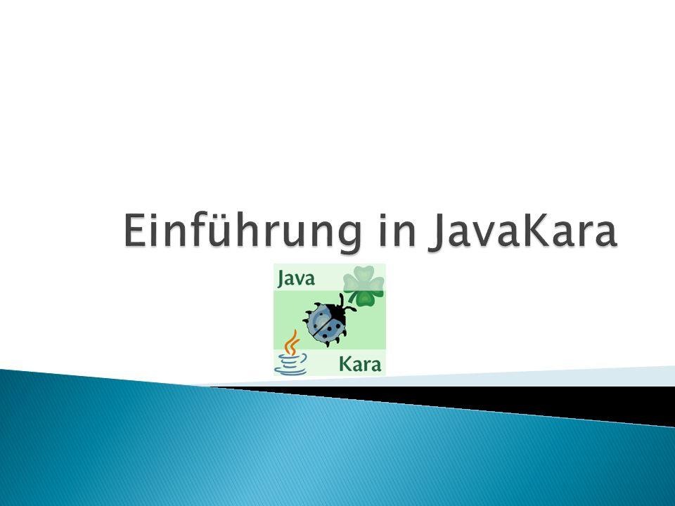 Einführung in JavaKara